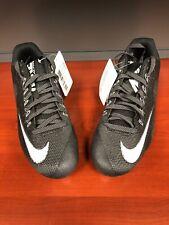 Nike Football Cleats Alpha Pro 2 D Size 9 Black / White