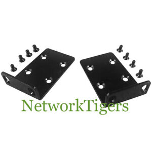 NEW NetworkTigers Rack Mount Kit Brackets for Cisco SF300 SG300 Switch
