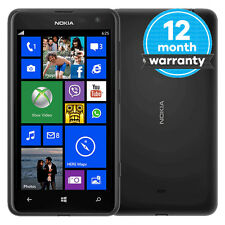 Nokia Lumia 625 - 8GB - Black (Vodafone) Windows Smartphone