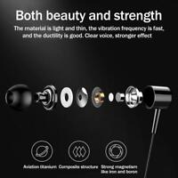 HIFI Super Bass Headset 3,5 mm In-Ear-Kopfhörer Stereo-Ohrhörer B6D3