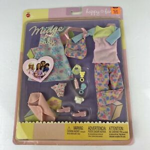 Barbie Happy Family Midge and Baby Doll Outfit NIB