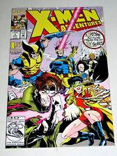 X-MEN ADVENTURES #1  SEASON 1 BASED ON ANIMATED T.V. SERIES 992