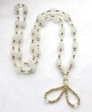 Gold Necklace Vintage Costume Jewellery (1950s)
