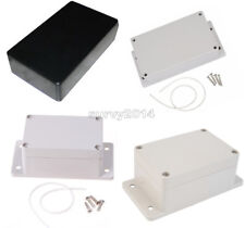 Waterproof Plastic Electronic Instrument Project Enclosure Translucence Box Case