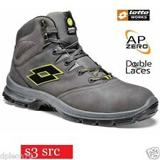 Scarpe antinfortunistiche Lotto Sprint 901 Mid R7009 S3