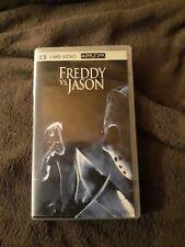 Freddy vs. Jason (Umd, 2005) Sony Playstation Portable Psp