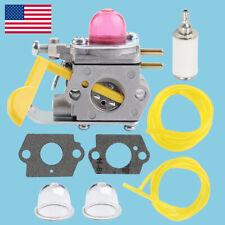 Carburetor Kit For WeedEater Poulan Craftsman XT260 XT700 SST25 Carb 530071822