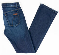 """Joes Icon Mid Rise Skinny Womens Jeans Dark """"Wintour"""" Wash Size 26/36"""