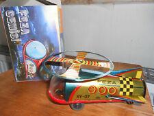 altes Blechspielzeug, Raumgleiter von Alaysa