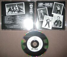 CD Larry and the Handjive Forever Rock n Roll - Rockabilly and Stray Cats