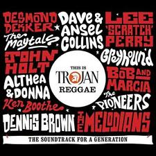 This Is Trojan Reggae - Various Artists (NEW 2CD)