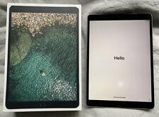 """Apple iPad Pro 2nd Gen Wi-Fi 10.5"""" Space Grey + Apple Pencil + Screen Prot."""