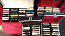 8-Track Tapes Rock, 63 different t tapes awesome group of music Us