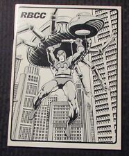 1977 Rocket's Blast ComiCollector RBCC #135 FANZINE FVF 7.0 Mike Zeck