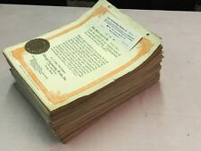 Big Lot 1920s L L Cooke Chicago Engineering Works Correspondence School Lessons