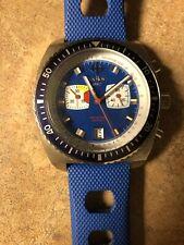 Zodiac Sea Dragon Wrist Watch #ZO2229 Swiss Made