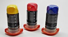 2x Lexmark Color Ink Refill Kit with Tool Kit- 20ml per Cyan, Magenta, Yellow