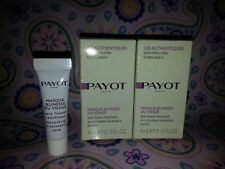 Payot Paris x2 masque jeunesse du visage 0.13 oz each nib
