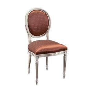 Klassische Stühle Königsstuhl Designer Stuhl Holzstuhl Esszimmerstuhl - Model T