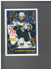 Cartes de hockey sur glace Panini edmonton oilers