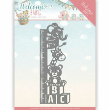 Growth Chart - Welcome Baby Collection von Yvonne Creations (YCD10136)