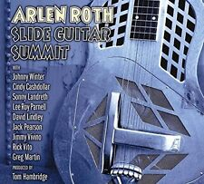 Arlene Roth - Slide Guitar Summit [New CD]