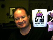 LITTLE MISS PRINCESS MUG ROGER HARGREAVES IDEAL SECRET SANTA GIFT!  FREE UK POST
