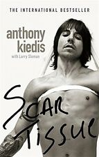 Scar Tissue NUEVO Brossura Libro  Anthony Kiedis Larry Sloman