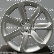 "GENUINE AUDI TT MK2 7 SPOKE 18""INCH SILVER SINGLE/SPARE ALLOY WHEEL X1, 9J"