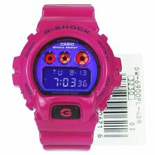 2013 Casio G-shock Watch Dw-6900pl-4 Dw-6900 Glossy Pink Module 3230