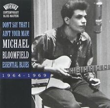 MIKE BLOOMFIELD : DON'T SAY THAT I AIN'T YOUR MAN: ESSENTIAL BLUES (CD) sealed