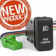 Toyota Landcruiser  light switch, FOG light design 100 series 1998-2007