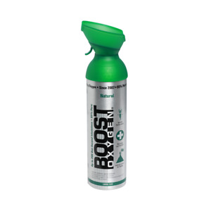 Boost Oxygen Natural 200 Breath (Large Size)