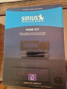 Sirius Satellite Radio Plug and Play Home Kit SUPH1