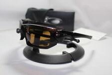 New Oakley Scalpel Sunglasses Brown Sugar w/Bronze Polarized 009095-23