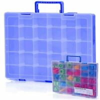 Totem World Collectible Trading Card Clear Carrying Storage Case - 30...