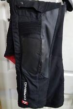 #468 NWT Gebring Heated Clothing Black Pants, Medium
