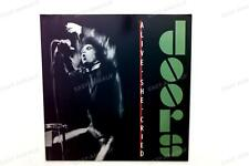 Doors - Alive, She Cried Europe LP 1983 /3