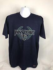 Rare VTG 90's JanSport Short Sleeve T-Shirt Size XL