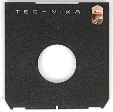 Linhof Technika Lens Board Copal #0 Objektivplatte Objektiv Bord Camera Zubehör