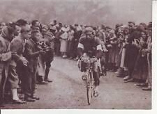 photo presse cyclisme TACCA  au col de l'isera  TOUR DE FRANCE 1949
