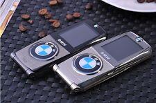 NEW  global unlock 760 BMW luxury clamshell mobile phones.