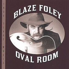 Oval Room by Blaze Foley (CD, Nov-2004, Lost Arts Productions)