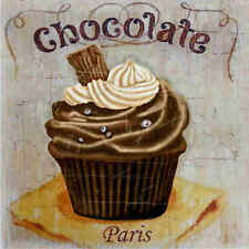 "Chocolate Cup Cake Sign 8"" x 8"" Kitchen Signs Pick the one you want."