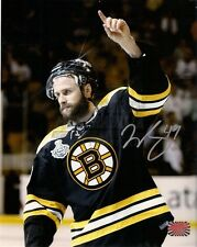 Rich Peverley  Boston Bruins Stanley Cup signed 8x10 E