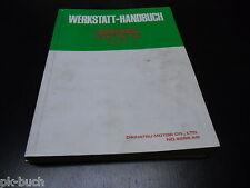 Werkstatthandbuch Daihatsu Applause HD-Motor HD Motor Stand 09/1989