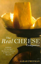 The Real Cheese Companion, Freeman, Sarah, Very Good