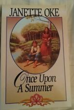 Janette Oke Seasons of the Heart #1 Once Upon a Summer book club