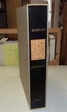 RABELAIS - PANTAGRUEL - DERAIN - Edito service