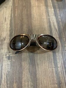 Vintage Killer Loop Oval Sunglasses Made In Italy